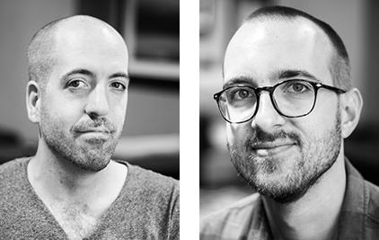 Oliver Brackenbury and John-Paul Nynkowski