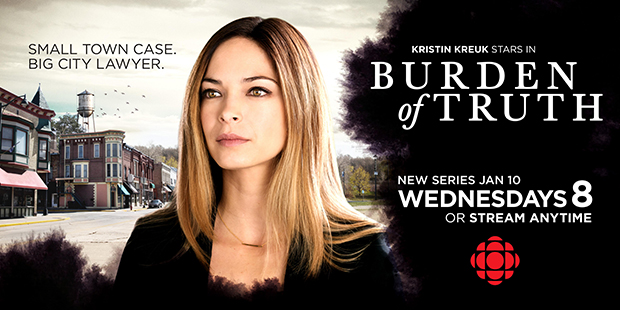 Burden of Truth / Link to CBC