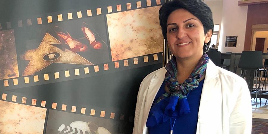 Zahra Faraji