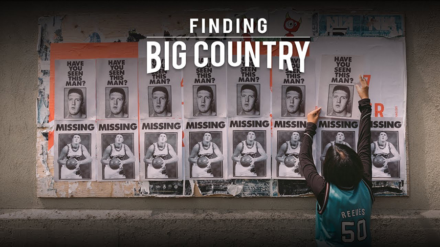 Finding Big Country / Link to Leo Awards