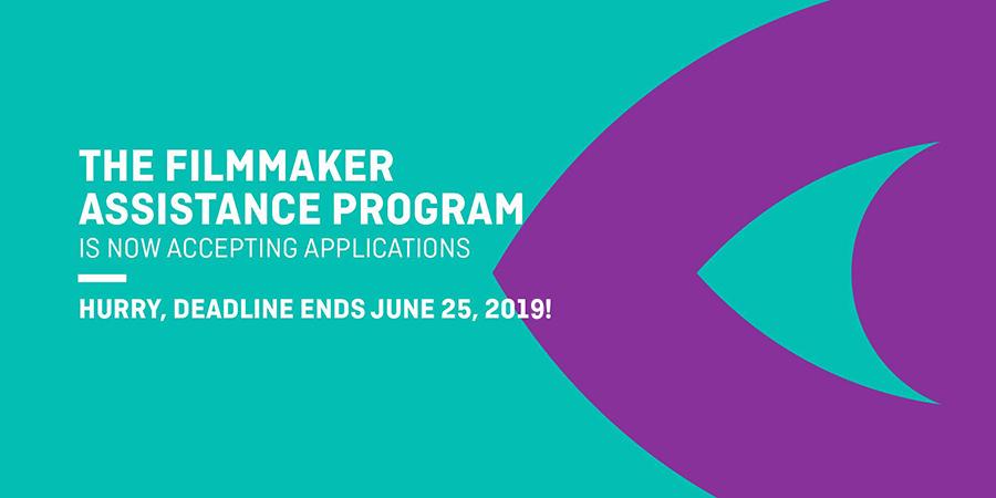 Link to NFB's Filmmaker Assistance Program