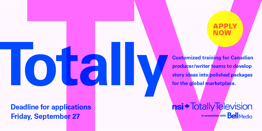 NSI Totally Television 2019 / Link to Zoom registration