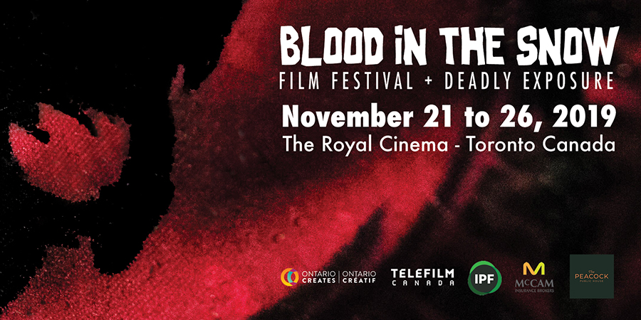 Link to Blood in the Snow Film Festival